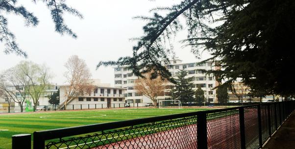 甘肃北方技工学校校园环境
