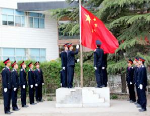 甘肃北方技工学校校园生活